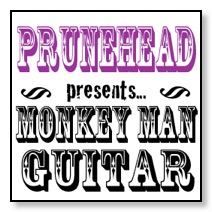 Prunehead Monkey Man  REX Files